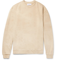 John Elliott - Oversized Loopback Cotton-Jersey Sweatshirt
