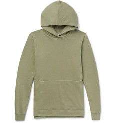 John Elliott - Villain Slim-Fit Loopback Cotton-Jersey Hoodie