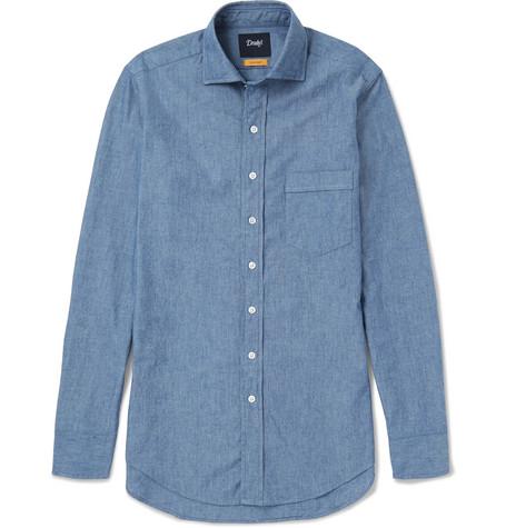 Green Easyday Cotton-canvas Suit Jacket - GreenDrake's Qualité Supérieure Vente En Ligne Meilleur Authentique Footaction Sortie Acheter Choix Pas Cher au9aP