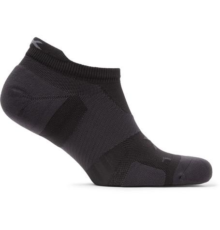 Vectr Cushioned No Show Socks by 2 Xu