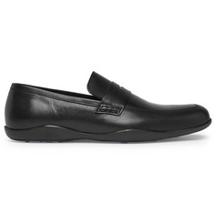 Harrys of London Downing Leather Penny Loafers