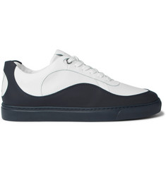 Harrys of London Wave Two-Tone Leather Sneakers