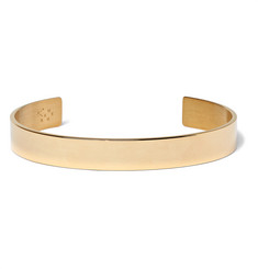 Le Gramme - Le 33 Polished 18-Karat Gold Cuff