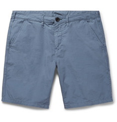 PS by Paul Smith Slim-Fit Stretch Cotton-Twill Shorts