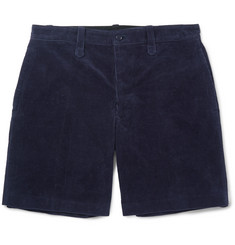 Camoshita Cotton-Corduroy Shorts