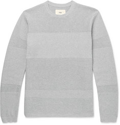 Folk - Fragment Ribbed Cotton Sweater