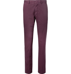 Ermenegildo Zegna - Stretch-Cotton Trousers