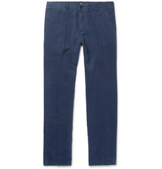 Hugo Boss Linen Trousers