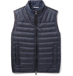 Hugo Boss - Darano Quilted Water-Repellent Shell Down Gilet