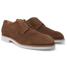 Hugo Boss - Eden Suede Derby Shoes