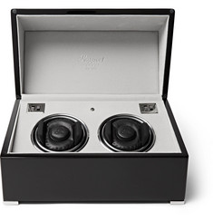 Rapport London The Perpetua II Wood Double Watch Winder