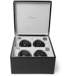 Rapport London - The Perpetua II Quad Four-Piece Watch Winder