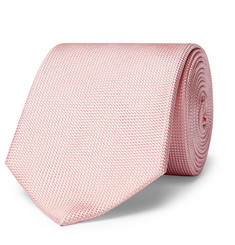 Richard James  8cm Silk-Jacquard Tie