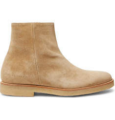 Common Projects Suede Boots