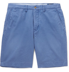 Polo Ralph Lauren Stretch-Cotton Twill Shorts