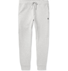 Polo Ralph Lauren Tapered Mélange Jersey Sweatpants