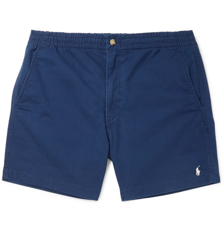 5333c6860 Polo Ralph Lauren Prepster Stretch-Cotton Twill Shorts In Navy ...