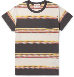 Levi's Vintage Clothing 1950s Striped Cotton-Jacquard T-Shirt