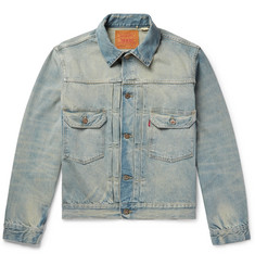 Levi's Vintage Clothing 1953 Type II Distressed Denim Jacket