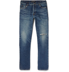 Balenciaga Distressed Denim Jeans