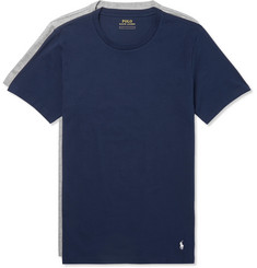 Polo Ralph Lauren Two-Pack Slim-Fit Stretch-Cotton Jersey T-Shirts