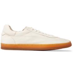 Karma Full-grain Leather Sneakers Officine Creative QUCWb3x1dz