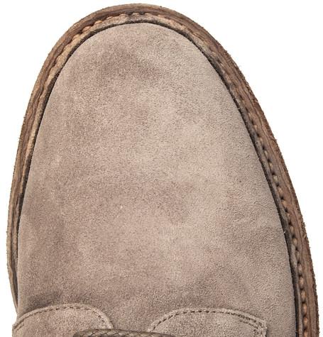 Durham Suede Derby Shoes - TanOfficine Creative XAfNCBsBSJ