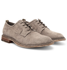 Officine Creative - Durham Suede Derby Shoes