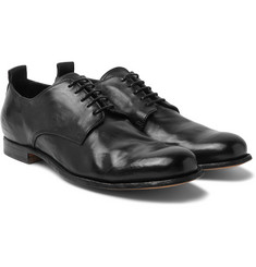 Officine Creative - Mono Leather Derby Shoes