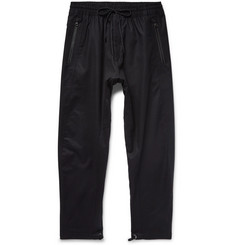 Nike NikeLab ACG Variable Tapered Cotton-Blend Drawstring Trousers