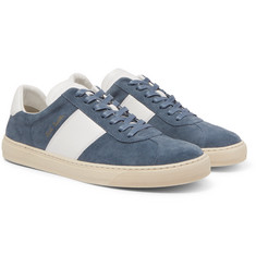 Paul Smith - Levon Suede and Leather Sneakers
