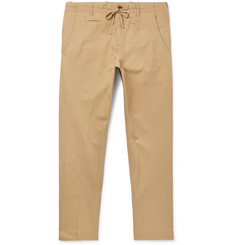 MAN 1924 Cotton Drawstring Trousers