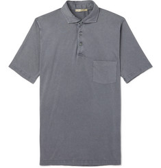 MAN 1924 Cotton-Jersey Polo Shirt