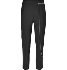 CMMN SWDN Samson Tapered Wool Trousers