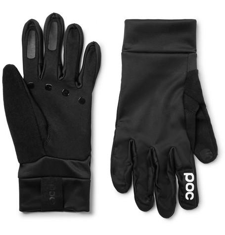 POC Essential Oftshell Cycling Gloves - Black