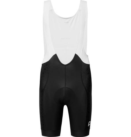 POC Avip Ceramic Vpds Cycling Bib Shorts - Black