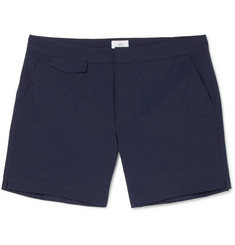 Sunspel - Mid-Length Shell Swim Shorts