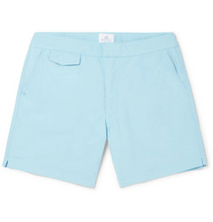 Sunspel Mid-Length Shell Swim Shorts