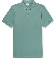 Sunspel Cotton-Piqué Polo Shirt
