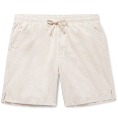 Save Khaki United Easy Brushed Cotton-Twill Shorts