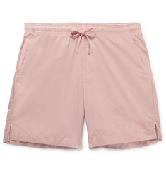 Save Khaki United Easy Brushed-Cotton Twill Shorts