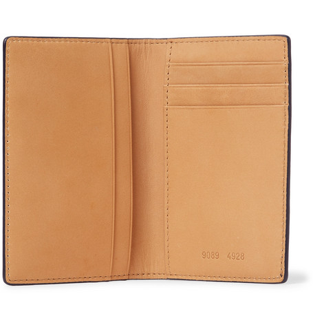 common projects leather bifold cardholder - Bifold Card Holder