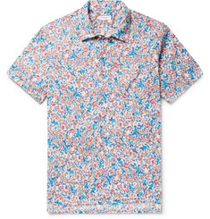 Engineered Garments - Camp-Collar Floral-Print Cotton Shirt