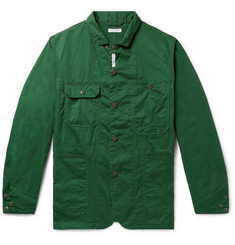 Engineered Garments Cotton-Twill Jacket
