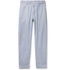 Engineered Garments Andover Slim-Fit Cotton-Cordlane Trousers