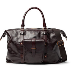Montblanc - Heritage Leather Duffle Bag