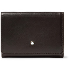 Montblanc Heritage Leather Trifold Cardholder
