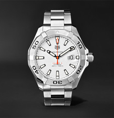 TAG Heuer - Aquaracer Automatic 43mm Steel Watch