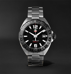 TAG Heuer - Formula 1 41mm Stainless Steel Watch
