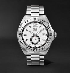 TAG Heuer - Formula 1 Automatic 43mm Stainless Steel Watch